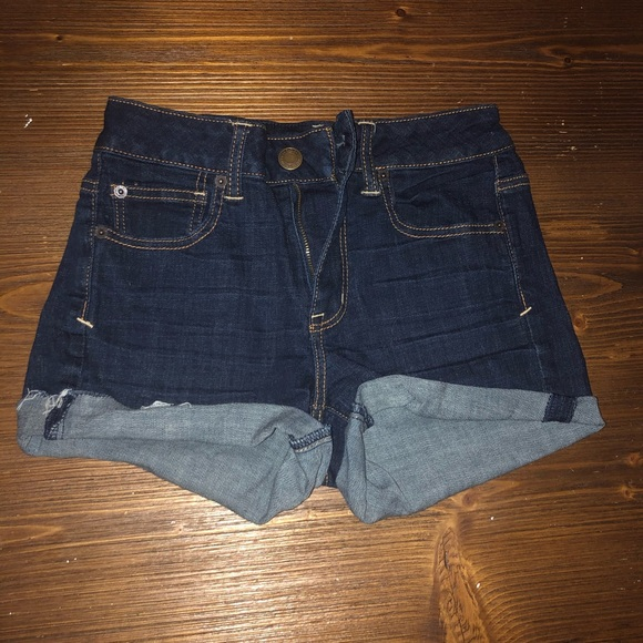 American Eagle Outfitters Pants - American eagle denim shorts